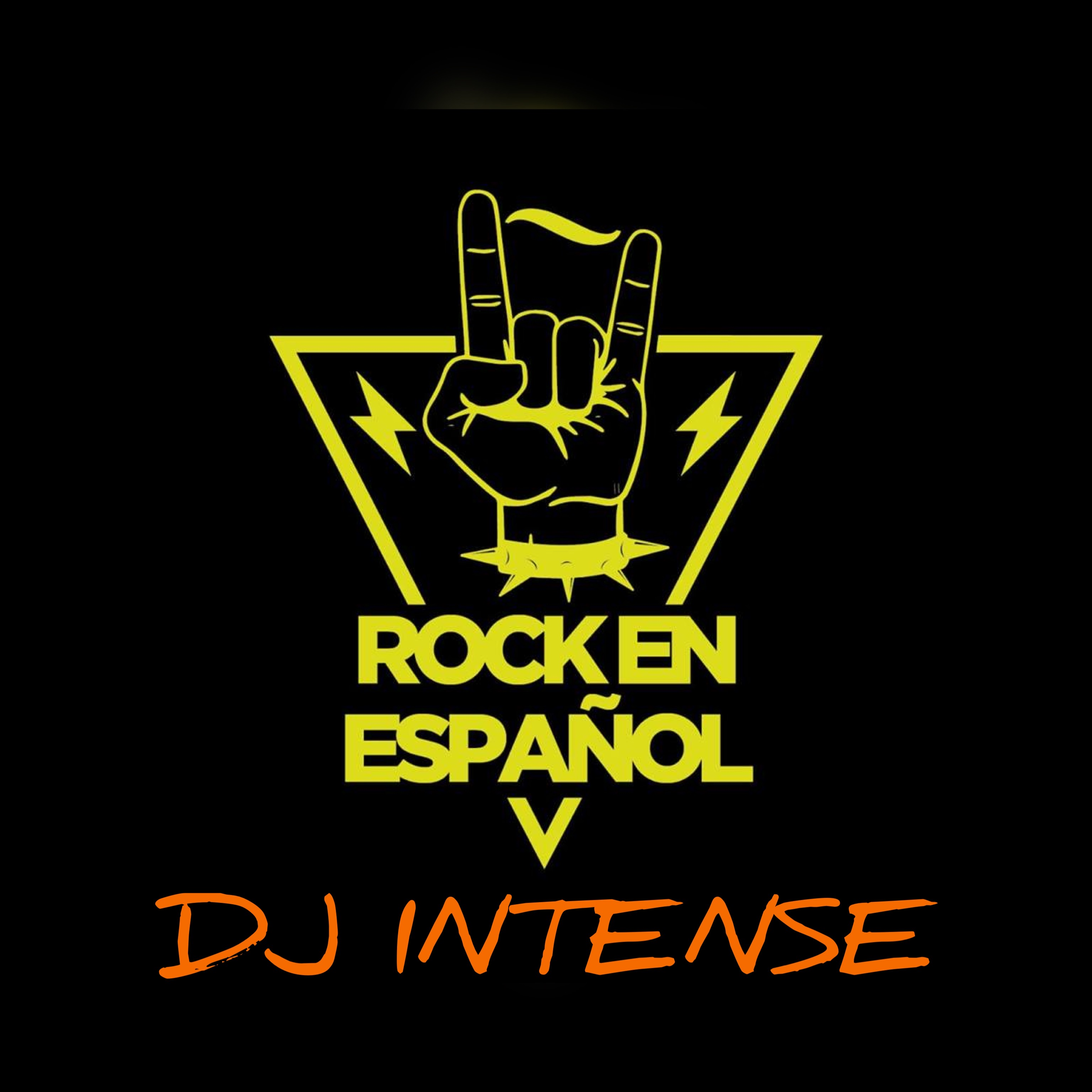ROCK ESPAÑOL  MIX DJ INTENSE