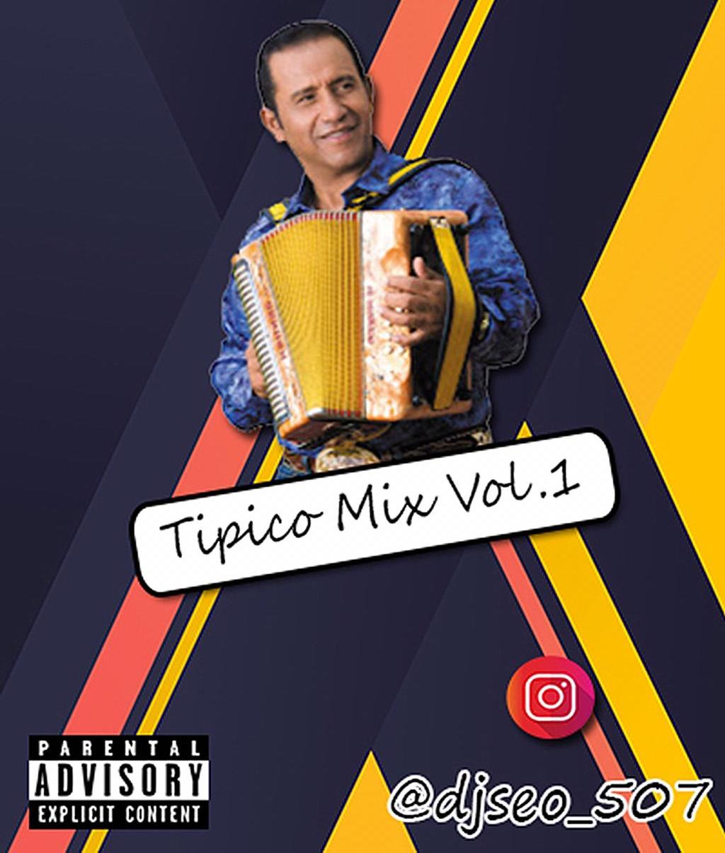 Tipico Mix Vol.1 Agosto 2k20 -DjSeo507